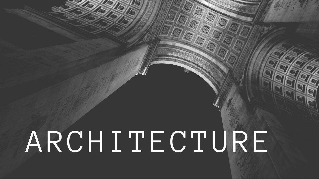 Architecture Shopit